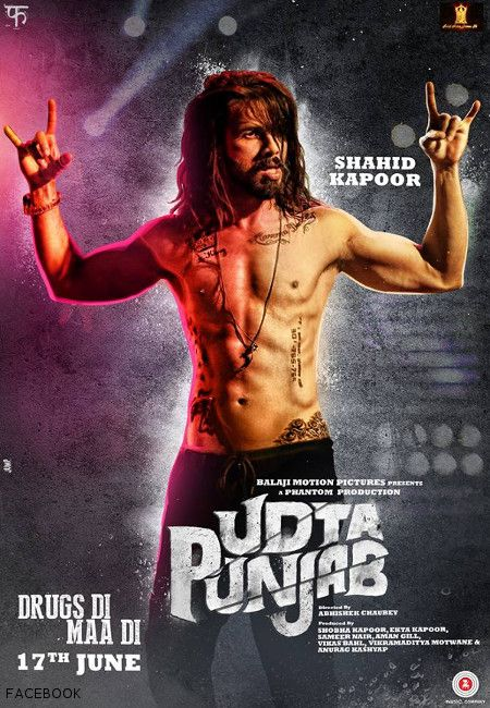 Yay or nay for #UdtaShahid?  #UdtaPunjabStartsRolling with #ShahidKapoor!  http://www.glamsham.com/movies/news/16/apr/shahid-kapoors-first-look-from-udta-punjab-is-in-contrast-to-the-slogan.asp
