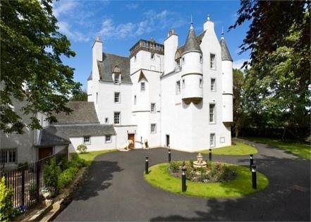 Castle for sale in Edinburgh, Scotland
