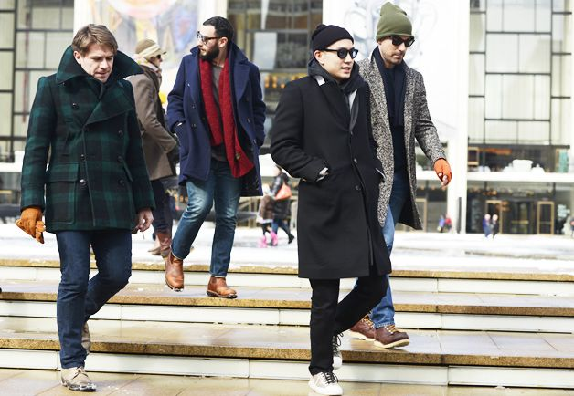 Overcoats for every man