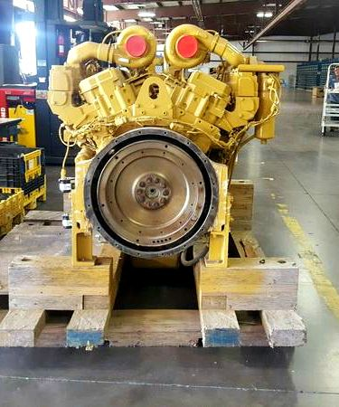 Cummins QST30-C 850 HP Diesel Engine coming up for auction!