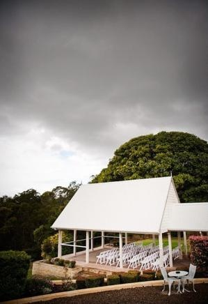 Beautiful Sunshine Coast Hinterland Wedding Location At Maleny Manor
