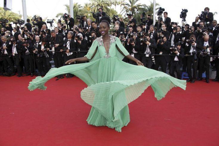 Cannes: les stars inaugurent le tapis rouge   Sophie Laubie, Franck Iovene   Festival de Cannes