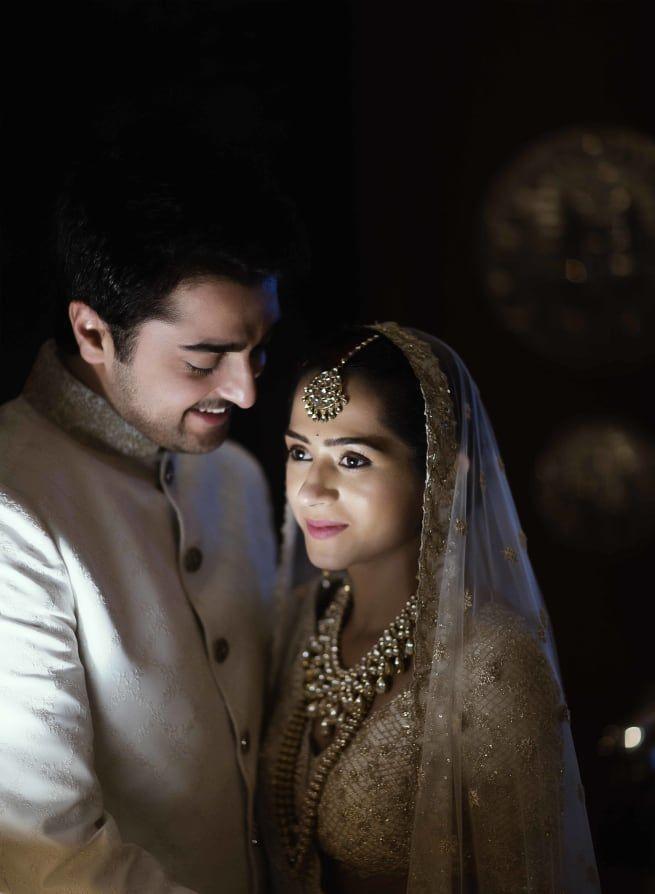 Kresha Bajaj And Vanraj Zaveri Wedding photos, couple images, pictures,