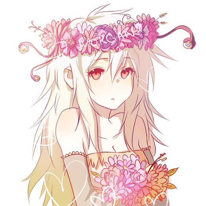 how to draw flower crowns