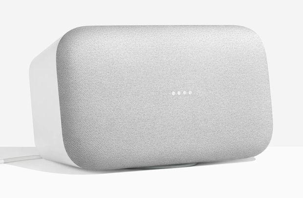 Google Home Max Hoparlörü 399 Dolara Satışa Sunuldu. Google Home Max Özellikleri ve Fiyatı Hakkında Bilgiler