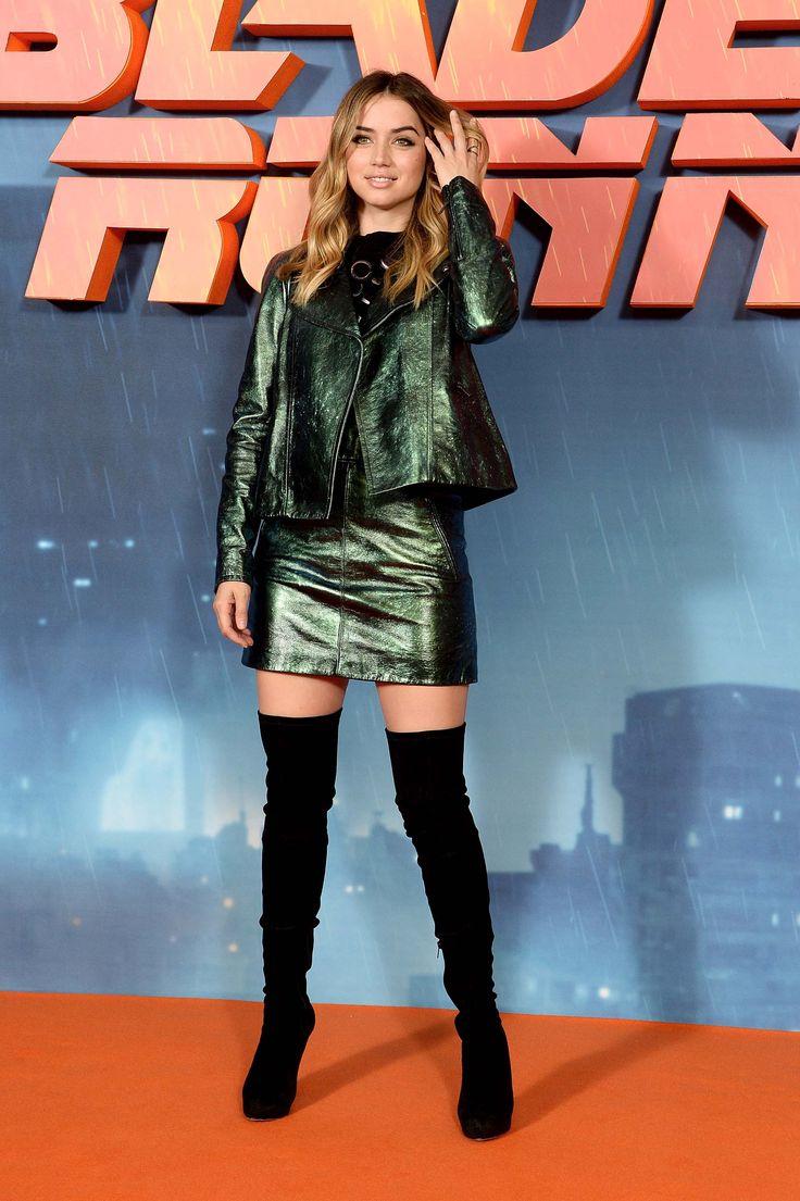 Likeness study of Ana de armas from Blade Runner . First