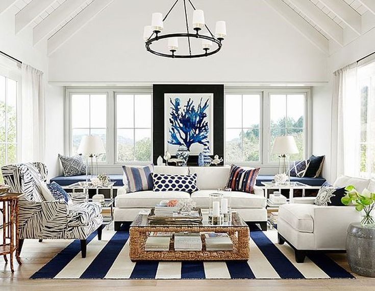 Nice 44 Cozy And Stylish Coastal Living Room Decoration Ideas. More at http://dailypatio.com/2017/12/23/44-cozy-stylish-coastal-living-room-decoration-ideas/