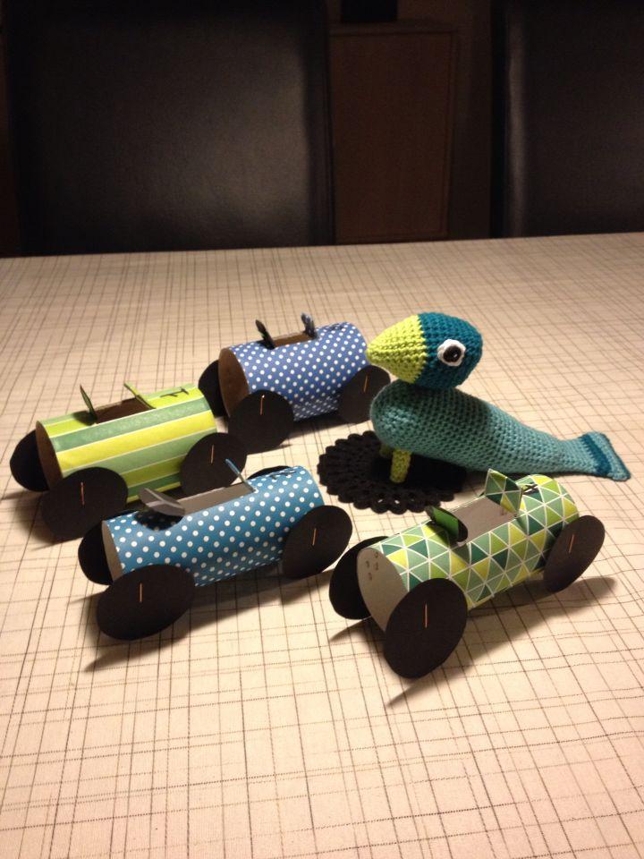 Hjemmelavet biler