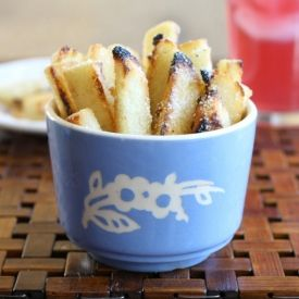 Polenta Fries | After Hours | Pinterest | Polenta Fries and Polenta