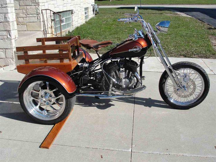 1966 Harley Davidson Servi Car For Sale Listing Id Cc 815759