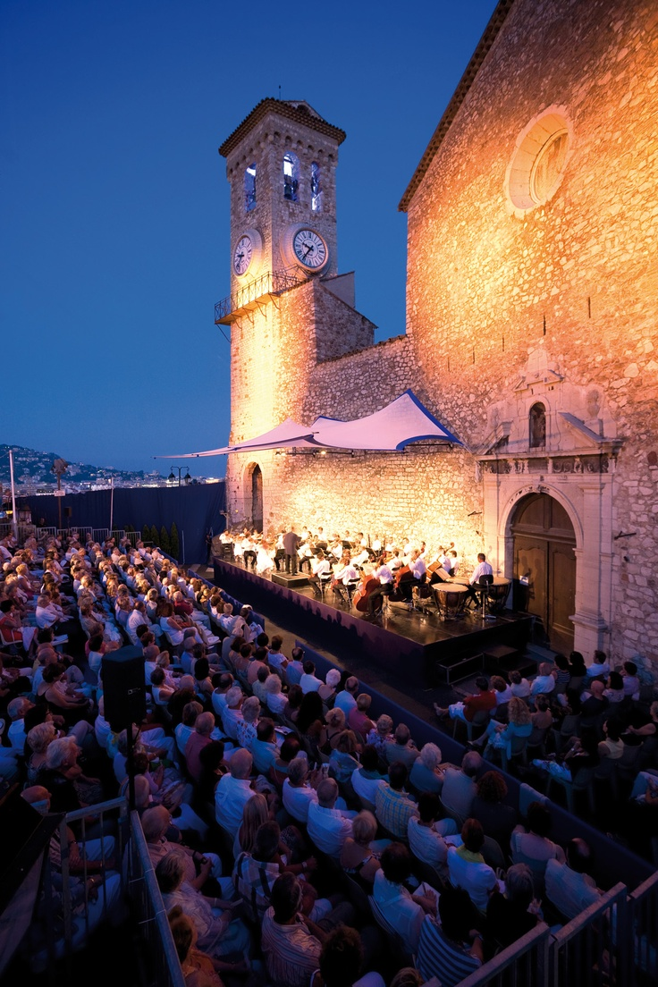 Nuits Musicales du Suquet  Photographe Kelagopian