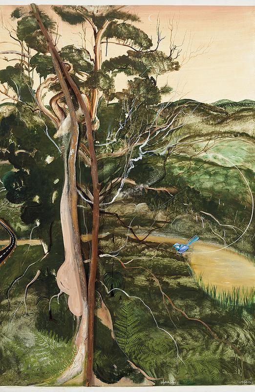 BRETT WHITELEY  Kurrajong (1981)