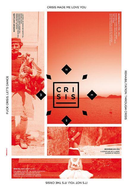 Crisis is a Greek Word, via Flickr.