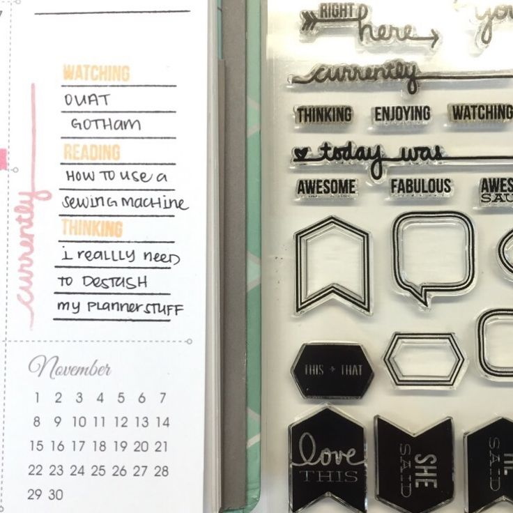 Monthly Layout Inspiration With Studio L2e Planner
