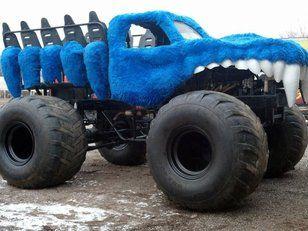 Ne vedem pe 30 mai la Show-ul Monster X Truck!