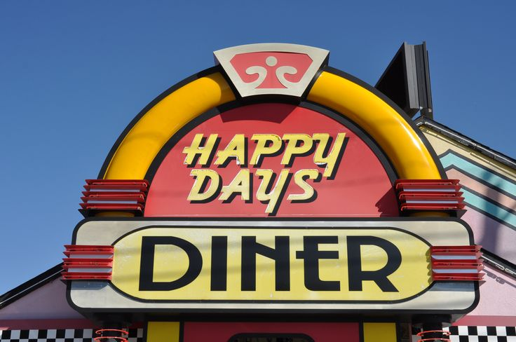 Happy Days Diner - There are so many people who love this old time restaurant! Great American food that you are sure to just love!