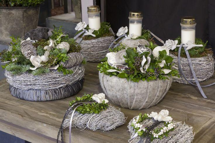 Ber ideen zu totensonntag auf pinterest for Floristik allerheiligen
