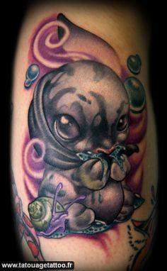 1000 idées sur le thème Cool Half Sleeve Tattoos sur Pinterest ...