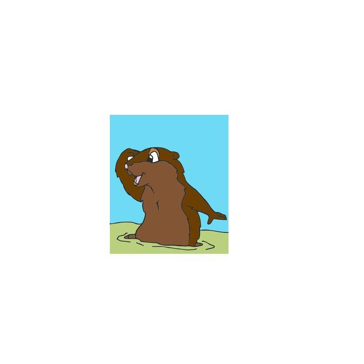 35 besten Groundhog Day Bilder auf Pinterest | Groundhog day, Farbe ...