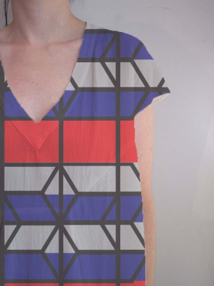 #24 Collection #1 - by Nathalia Mandelli  Note: This picture is not mine, only the design of it!