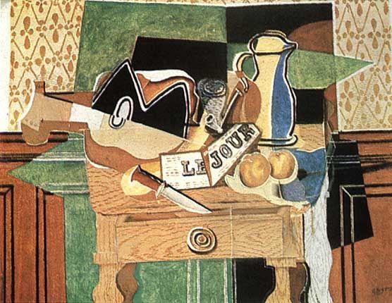 Pablo Picasso Collage   ARTE - ACONTECENDO