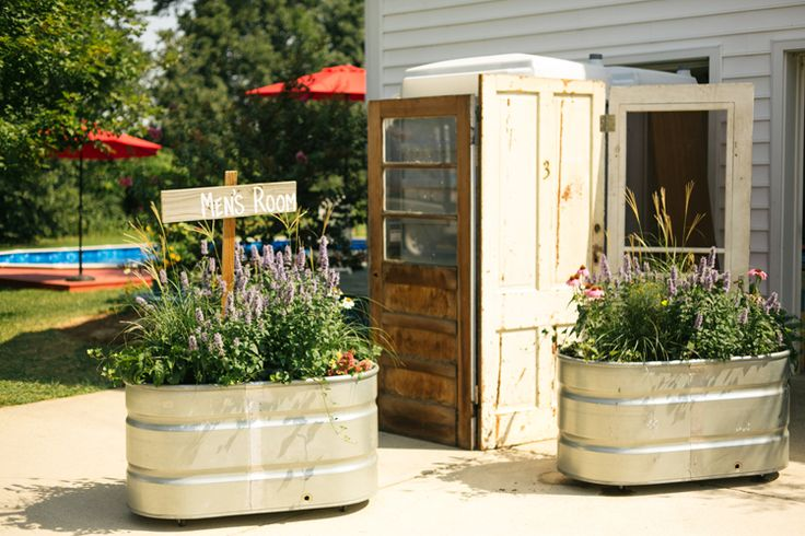 16 Best Images About Porta Potty On Pinterest Rustic