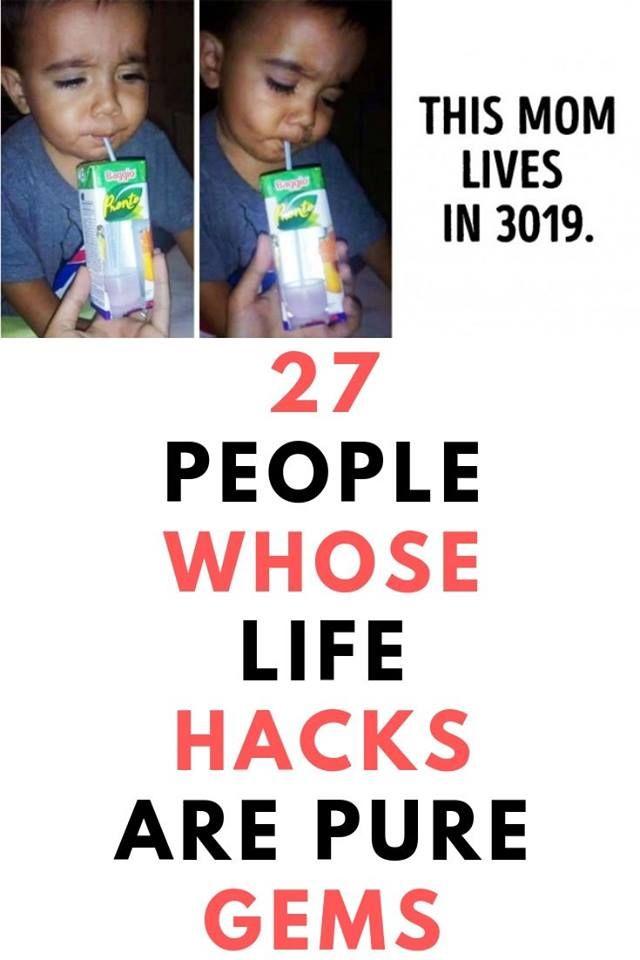 27 Folks Whose Life Hacks Are Pure Gems
