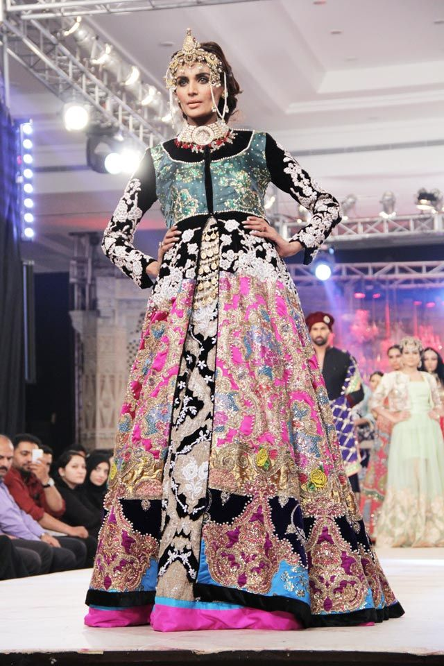 Ali Xeeshan Latest PFDC Collection