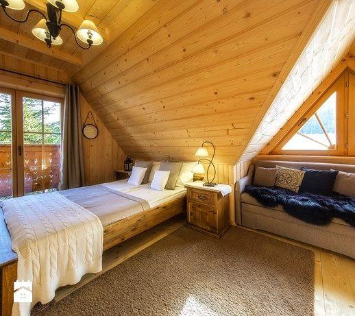 Drewniany dom z bali Domek Otulina w Zakopanem - zdjęcie od Natalia Obrochta