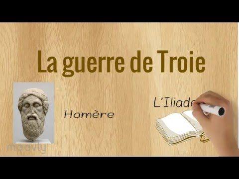 Petite explication Guerre de Troie