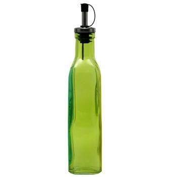 Garrafa Verde com Bico Dosador (Azeite ou Vinagre) - Presentes Criativos
