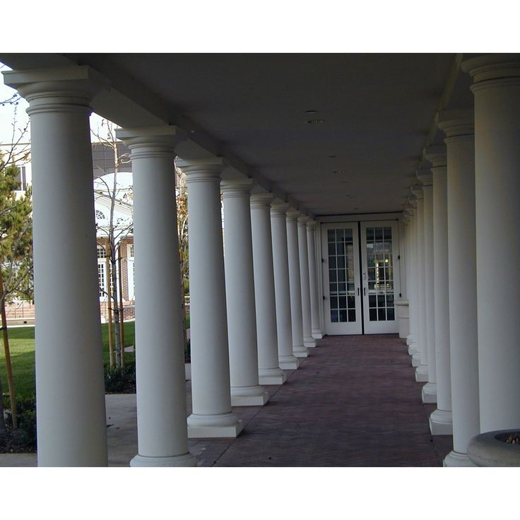 Best 25 architectural columns ideas on pinterest porch for Pacific columns endura stone