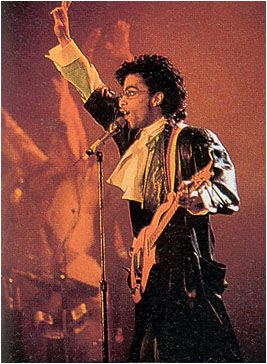 """Classic Prince   1987 Sign """"☮"""" The Times TOUR Belgium - 29 June 1987 - Antwerp, Sportpaleis"""