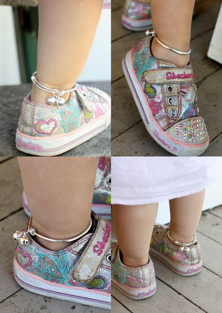 Bell bangle/anklet
