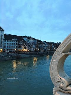 BOOK LOVERS                        © I.Kovalenko: Заметки о Швейцарии: Базель