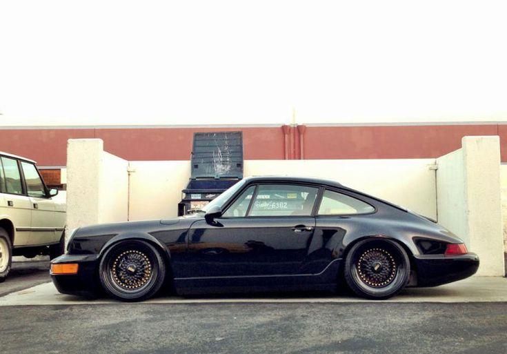 BBS RS Converted 964 Porsche 911