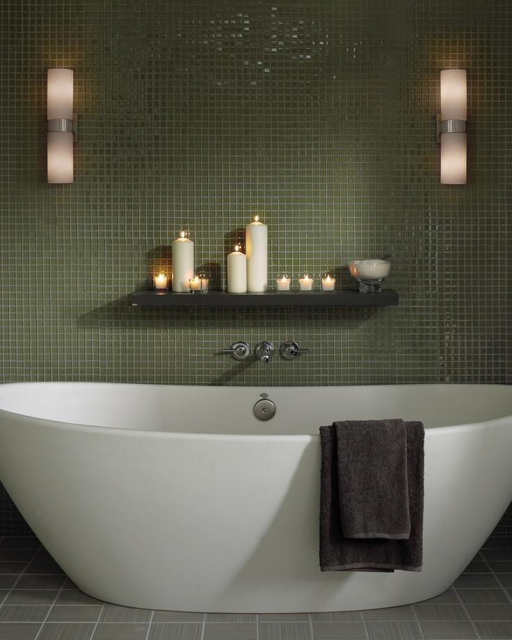 97 Best Bathroom Lighting Ideas Images On Pinterest