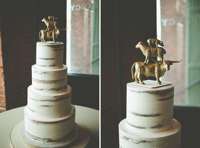 My friends' awesome wedding cake. (cc @Cristin Llewellyn and @Christopher Ciesiel)