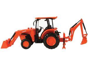 #Kubota #tractor #loaderbackhoe #backhoe #toy #childrenstoy #giftidea Kubota Merchandise Available at Kooy Bros | Kooy Brothers