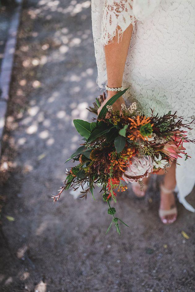 Native flowers   Naomi Rose Floral Design   Native wedding bouquet