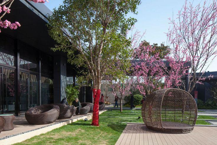 Zhengzhou Vanke City Gallery  / Locus Associates