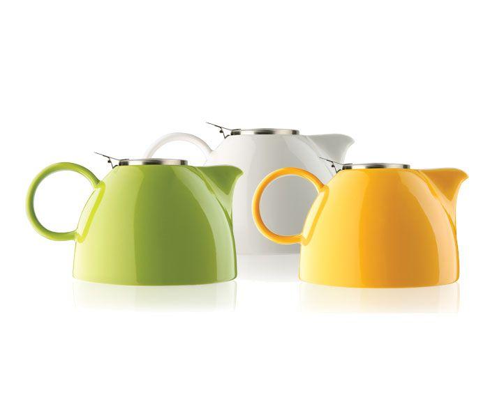 Aspen Ceramic Teapot