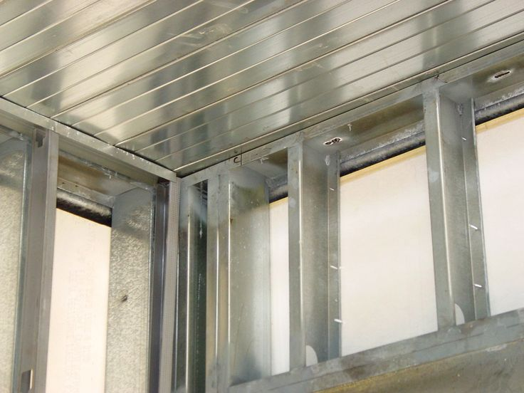 Light Gauge Metal Stud Framing Credit Buildipedia