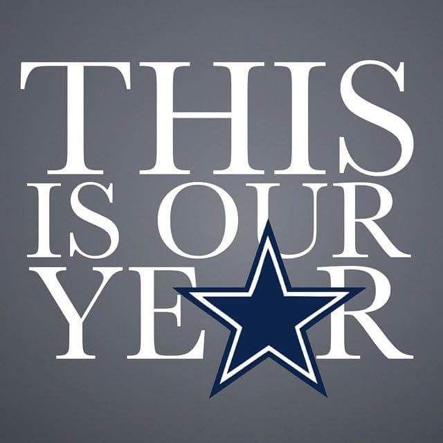 We are Dallas Cowboys!