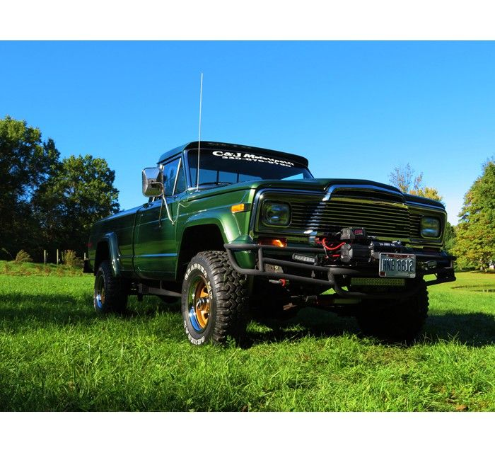 1979 Jeep J10 With Images Jeep Ls Swap