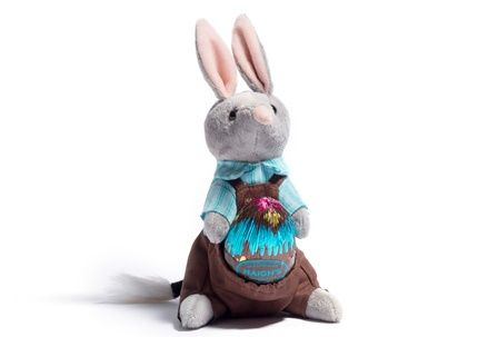 Haigh's Easter Bilby -Purchase online, instore and mobile. www.haighschocolates.com #Easter #Chocolate #Gifts #BuyOnline