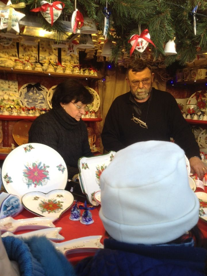 Dal 29 al 6 Gennaio a Merano si svolgono i classici mercatini di Natale.