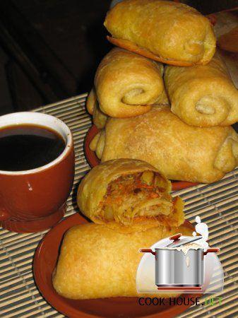 """молдавские постные пирожки """"Вэрзэве """"-съедаются, не успев остыть"""
