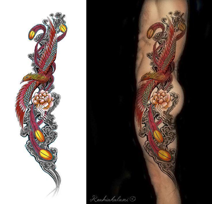 Traditional Phoenix Tattoos Traditional Japanese Phoenix Tattoo Designs Designs Japanes Phoenix Tattoo Design Phoenix Tattoo Phoenix Back Tattoo
