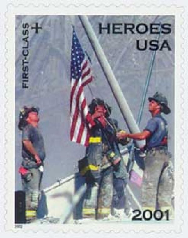 U.S. #B2 – This Semi-postal stamp raised funds to assist the families of…